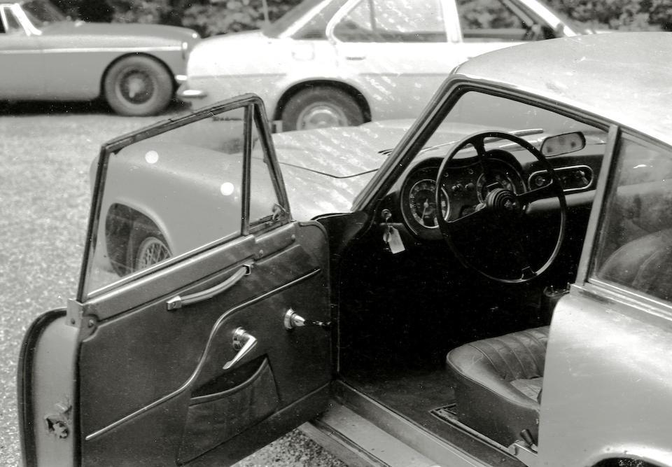 Jaguar XK140 SE Michelotti Coupé (3)