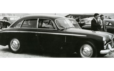 Alfa Romeo – 6C 2500 Sport Berlina Ghia
