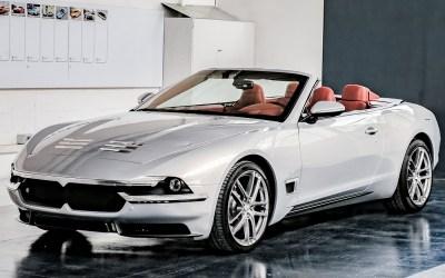 Maserati – Sciàdipersia Cabriolet