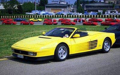 Ferrari – Testarossa Spider