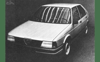 Alfa Romeo – 33 Italdesign