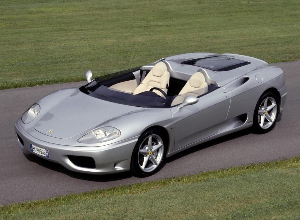 360 Barchetta Pininfarina