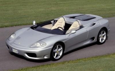 Ferrari – 360 Modena Barchetta