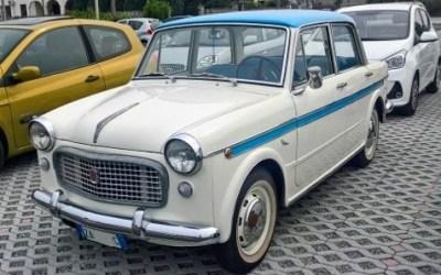 Fiat – 1100 Special Fissore
