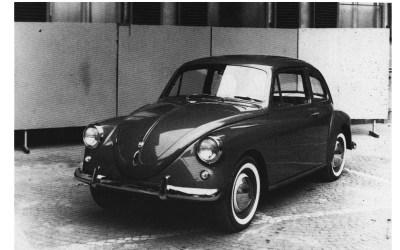 Volkswagen – 1200 Beetle Ghia