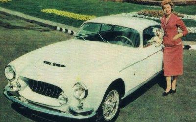 Peugeot – 203 Coupé Frua