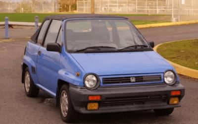 Honda – City Cabriolet