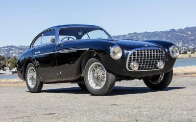 Ferrari – 340 America Vignale