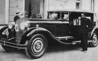 Isotta Fraschini – Tipo 8A Faux-Cabriolet
