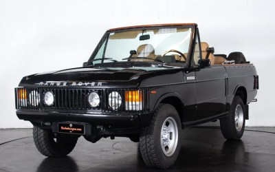 Land Rover – Range Rover Cabriolet