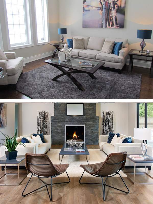 Staging Furniture Rentals in Indiana Real Estate
