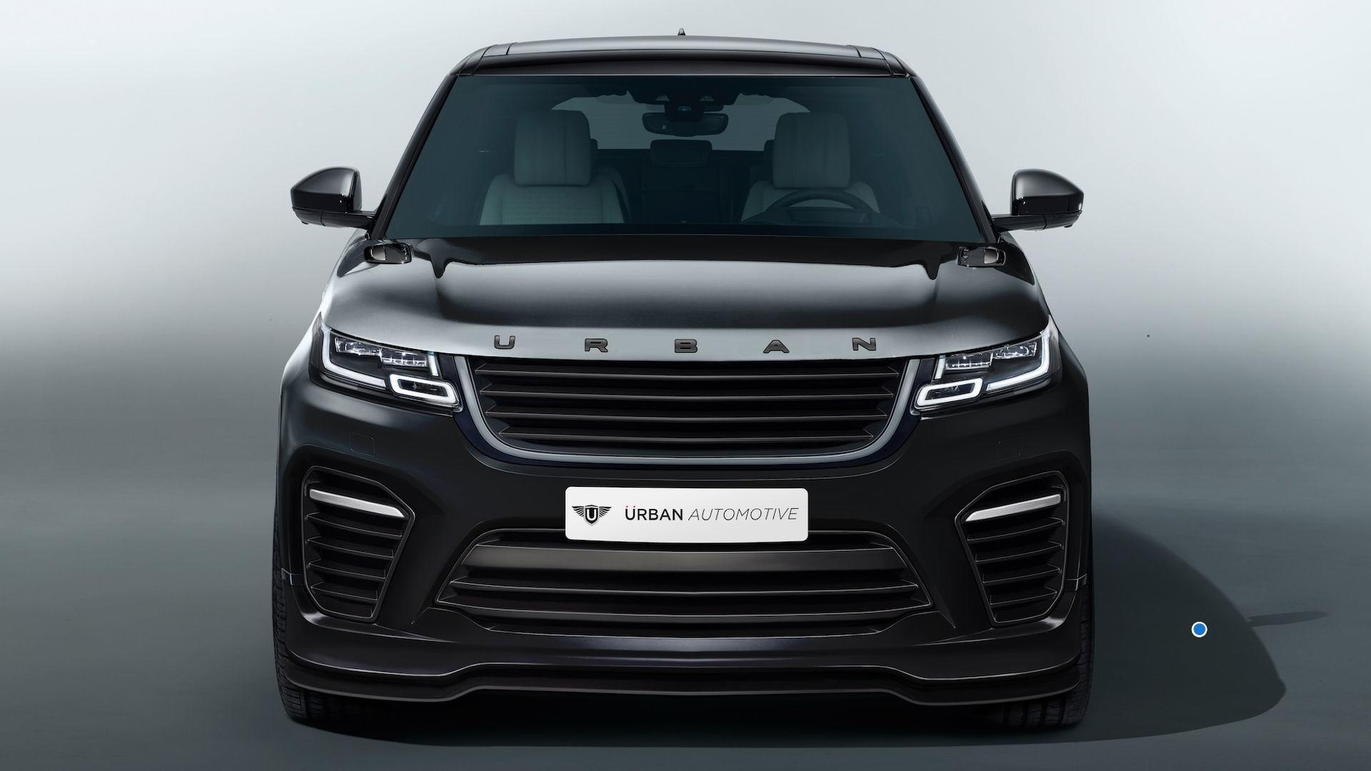 hight resolution of we started work this week having received our first velar and the upgrade specification will receive the following modifications