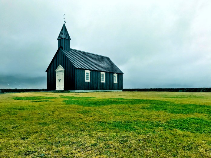 Búðakirkja in Iceland - Photo by Carry-On Traveler
