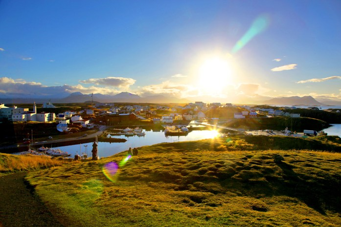 Stykkishólmur in Iceland - Photo by Carry-On Traveler