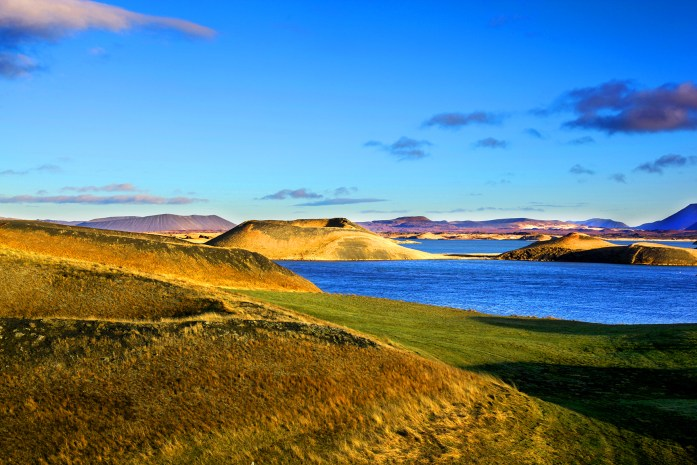 Lake Mývatn in Iceland - Photo by Carry-On Traveler