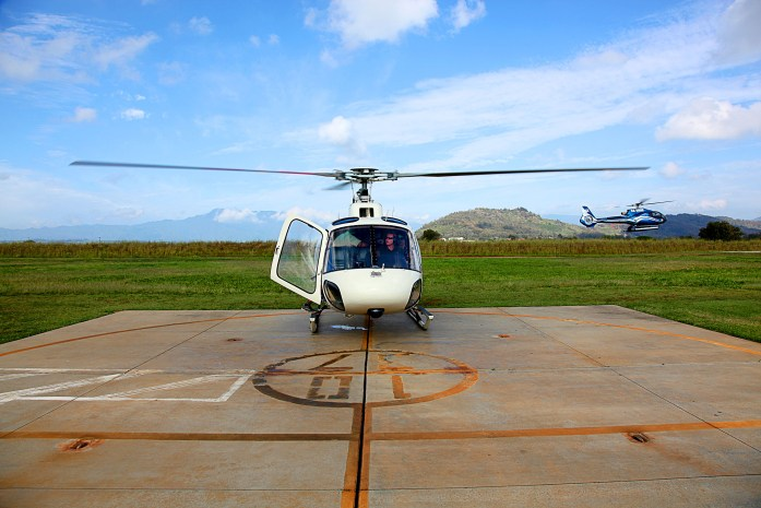 Safari Helicopter Tours in Kauai