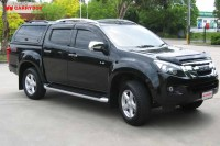 Isuzu Dmax Canopy & SO