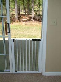 Sliding Door Gate Lock -N-Block By Cardinal Gates