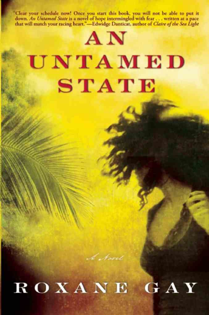 cover of book untamed state by roxanne gay