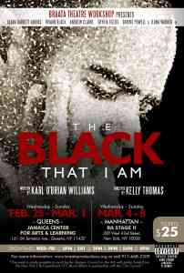 Braata Productions The Black That I Am