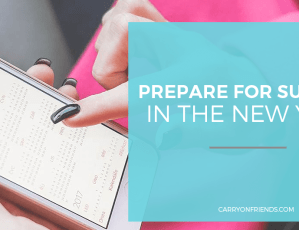 Prepare for Success in the new year