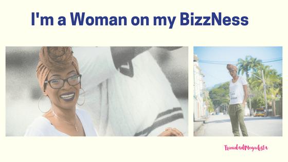 Ameniki Omotola aka Trinidad Mogulista is a woman in business