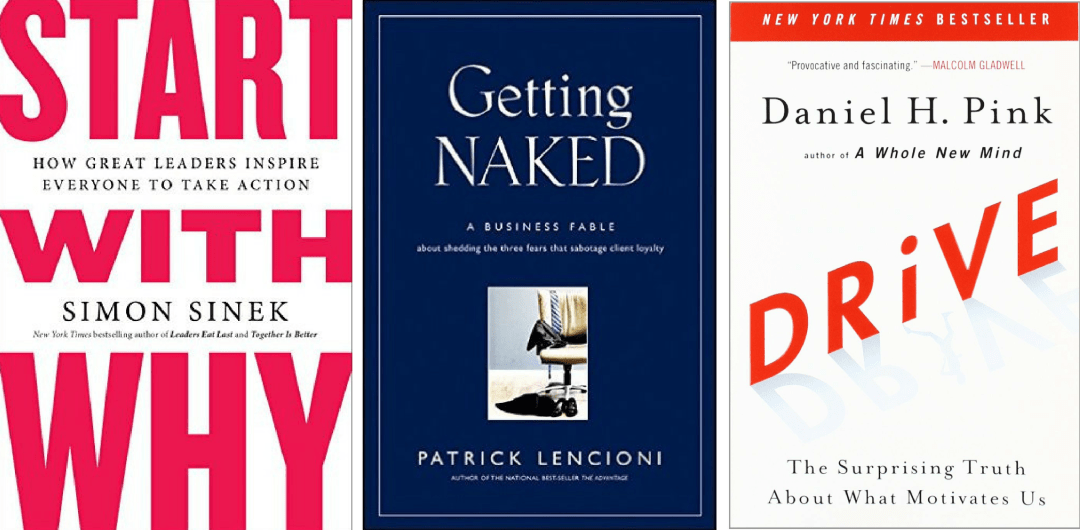 Start with the why getting naked drive