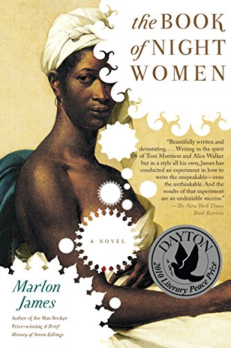 The Book of Night Women by Marlon James via Amazon