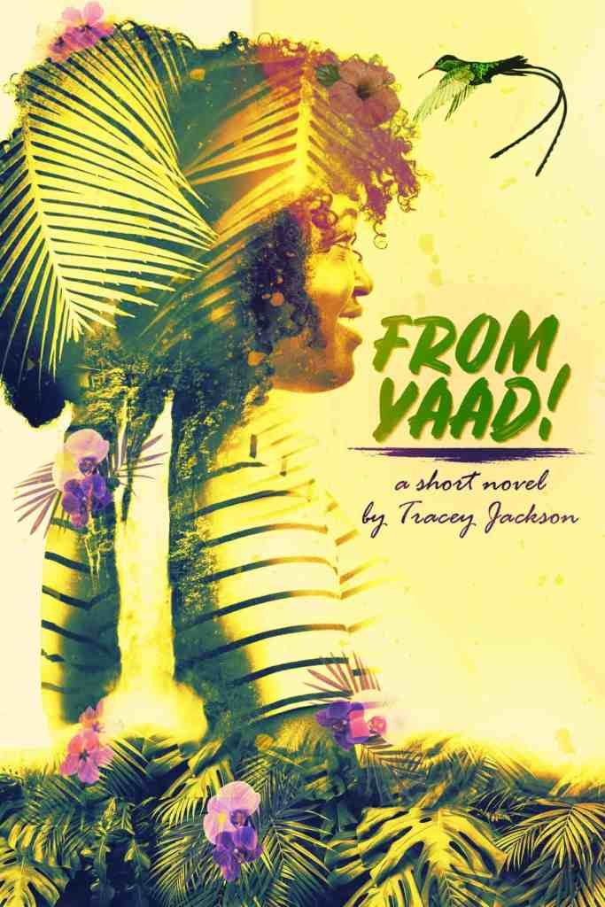 From Yaad by Tracey Jackson Cover
