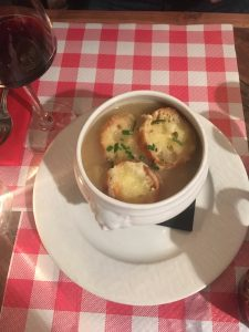 Best Onion Soup Cafe De La Butte