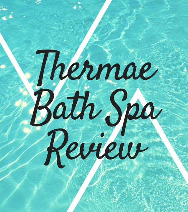 Thermae Bath Spa | Review | Thermal Spa In Bath UK