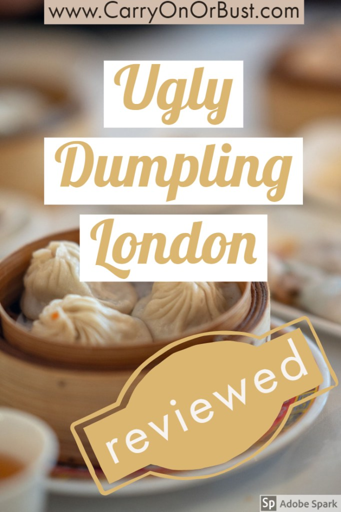 ugly dumpling london review