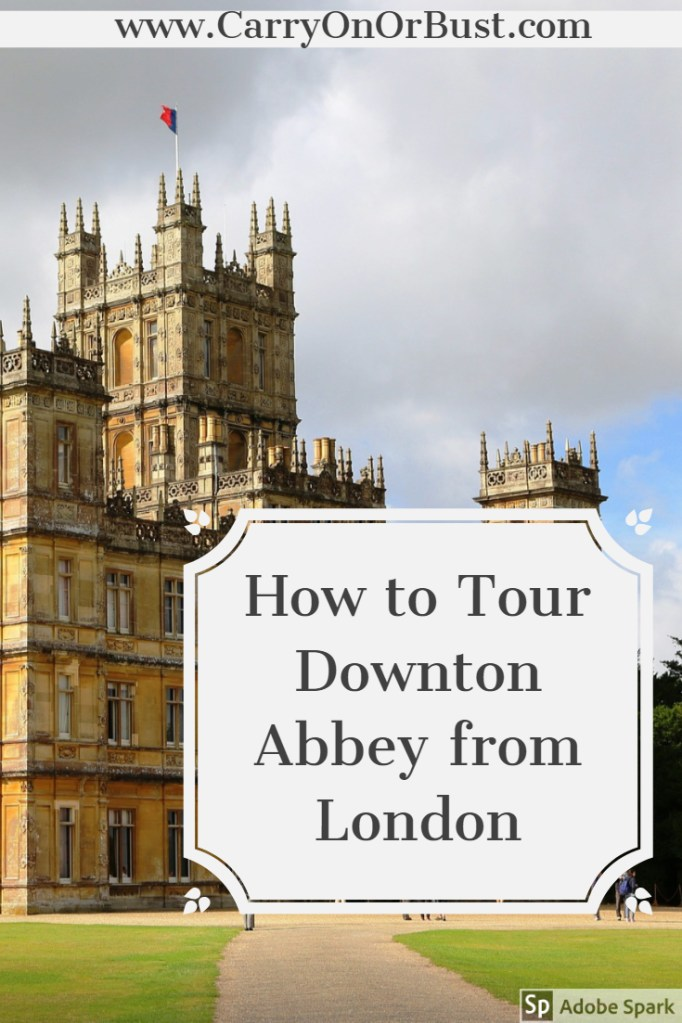 Downton Abbey Tour From London - Brit Movie Tours Reviewed