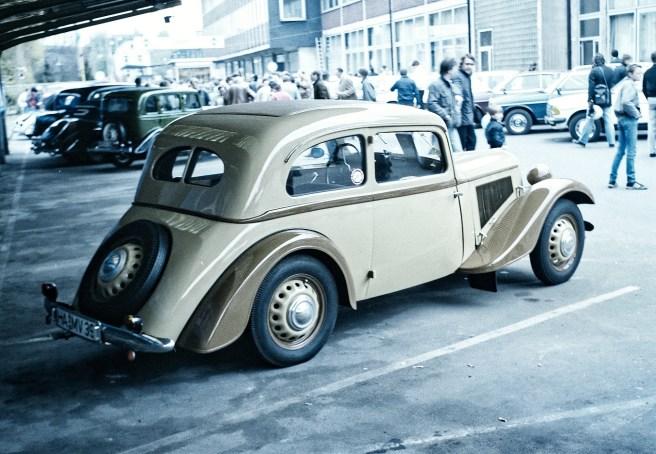 Adler Trumpf 1939 - HA-MV 39 - No 20 - LUEG - 2