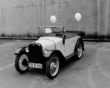 BMW Dixi 1931 - D-KW 666 - LUEG - 2