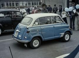 BMW Isetta 600 1958 - KR-L 600 - No 47 Lueg - 1