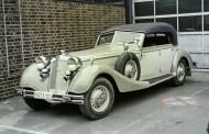 Horch 830 BL Cabrio 1935 - SN 25-92 - No 13 - LUEG - 2