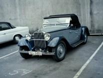Mercedes Benz 170 b Cabriolet 1933 - No 54 - DU-0450 - LUEG - 1