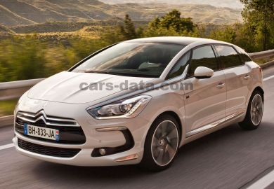 Citroen Ds5 Pictures