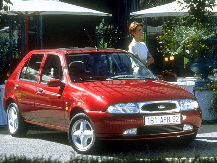 Ford Fiesta Sedan Specs