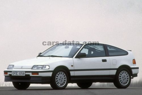 small resolution of honda civic crx coupe