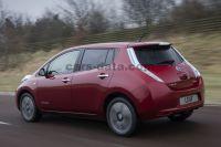 Nissan Leaf 2013 pictures (11 of 29)   cars-data.com
