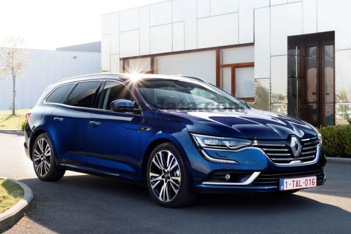 Renault Talisman Estate Tce 150 Intens Automatic 5 Doors Specs Cars Data Com
