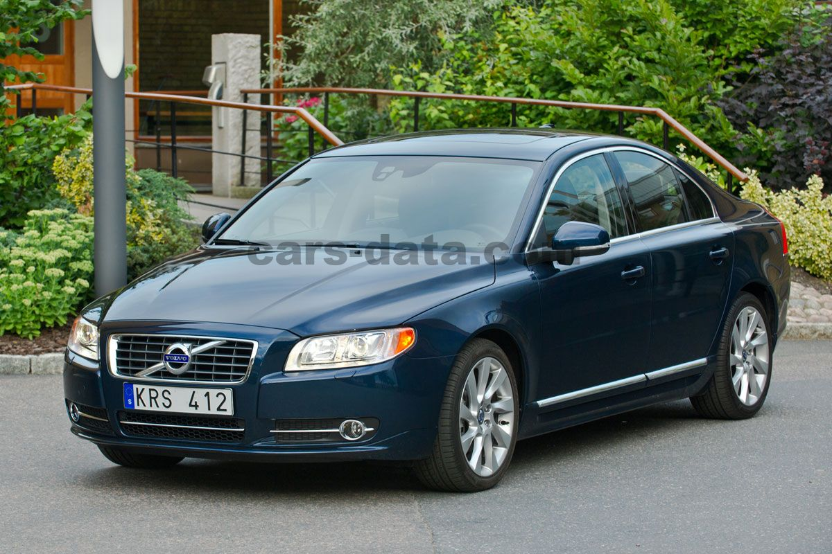 hight resolution of volvo s80