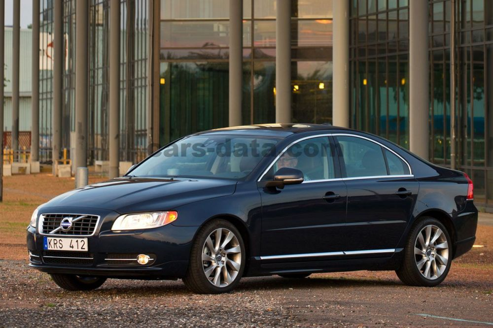 medium resolution of volvo s80