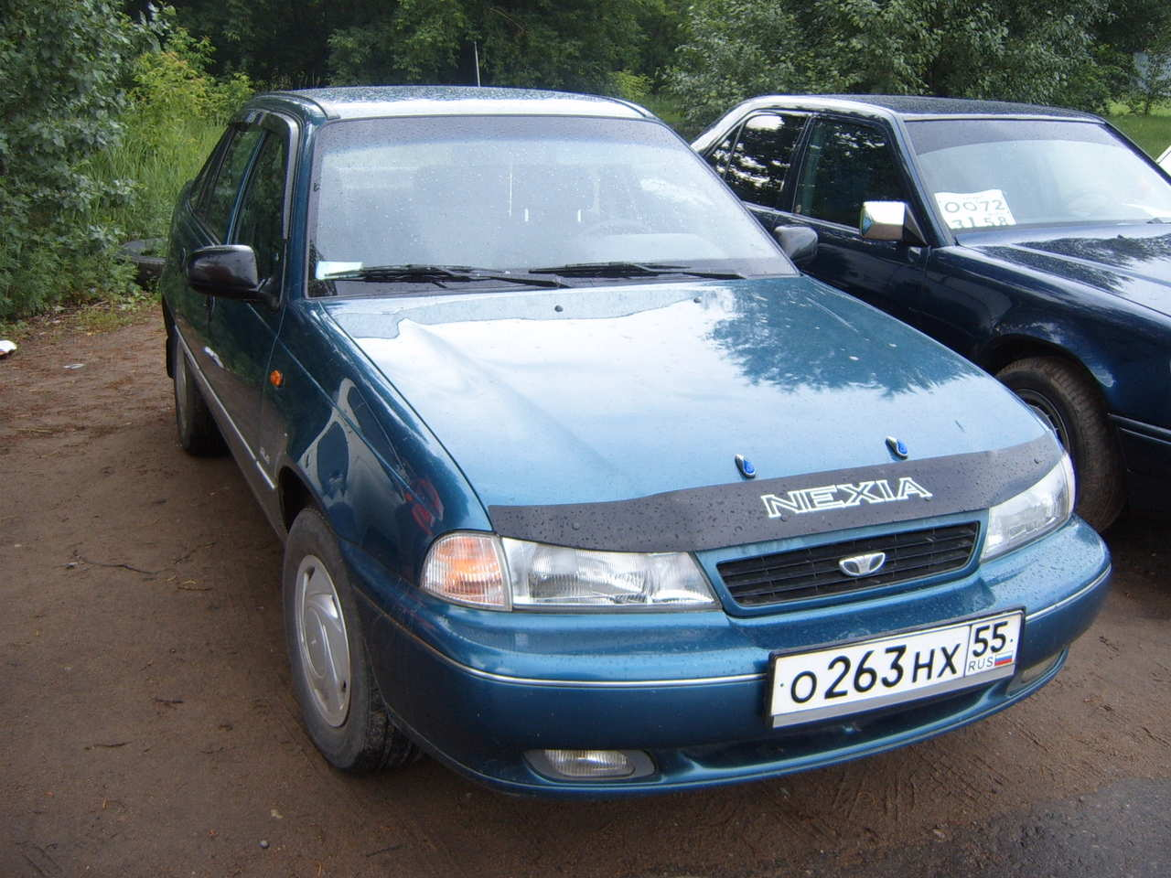 hight resolution of daewoo lanos and compact nubira in 1997 used daewoo nexia 2000 daewoo