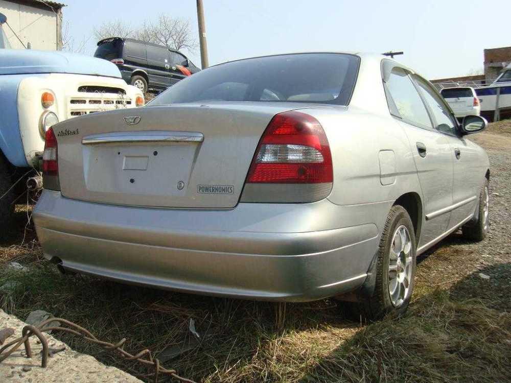 medium resolution of 2000 daewoo nubira for sale
