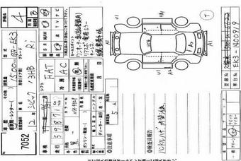 2000 Honda Civic specs: mpg, towing capacity, size, photos