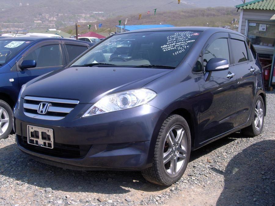 2004 Honda EDIX Pics 17 Gasoline FF Automatic For Sale
