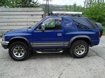 1991 Isuzu Mu Photos 2 8 Diesel Manual For Sale